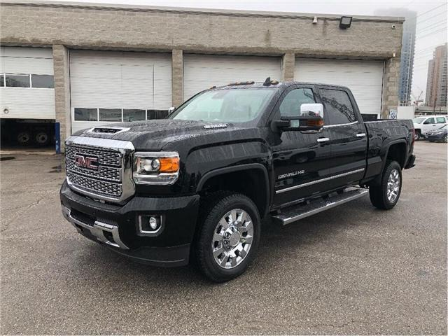 2019 GMC Sierra 2500HD New 2019 GMC Denali 2500 4x4 Diesel (Stk: PU95723) in Toronto - Image 1 of 17