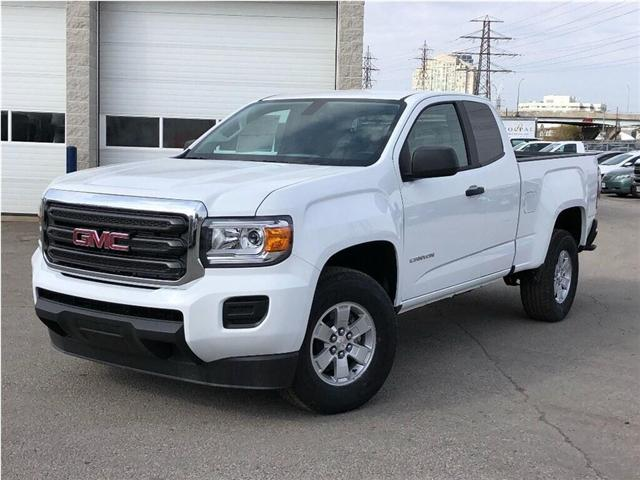 2019 GMC Canyon New 2019 GMC Canyon Extended Cab (Stk: PU95724) in Toronto - Image 1 of 21