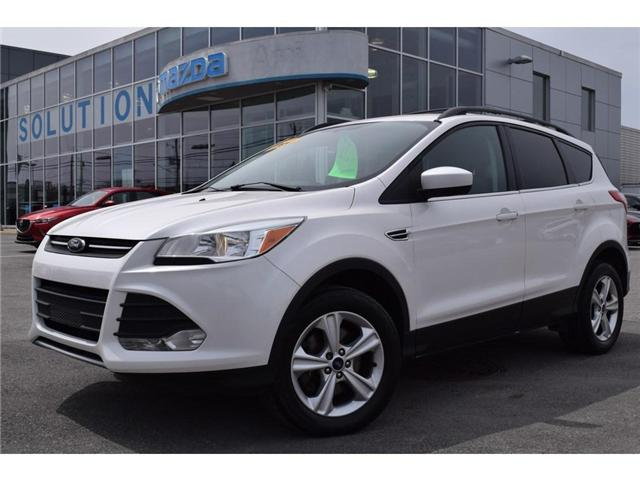 2013 Ford Escape SE (Stk: A-2323A) in Châteauguay - Image 1 of 28