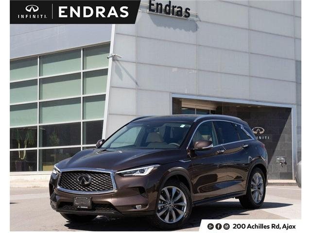 2019 Infiniti QX50 Luxe (Stk: 50593) in Ajax - Image 1 of 24