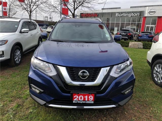 2019 Nissan Rogue SV (Stk: Y2532) in Burlington - Image 1 of 5
