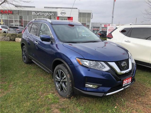 2019 Nissan Rogue SV (Stk: Y2532) in Burlington - Image 2 of 5