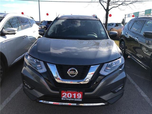 2019 Nissan Rogue SV (Stk: Y2535) in Burlington - Image 1 of 5