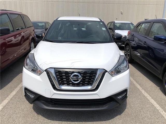 2019 Nissan Kicks S (Stk: Y1167) in Burlington - Image 2 of 5