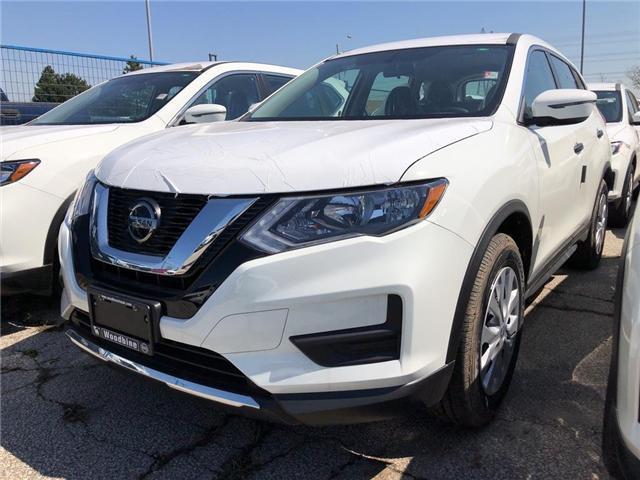 2019 Nissan Rogue S (Stk: RO19-089) in Etobicoke - Image 1 of 5