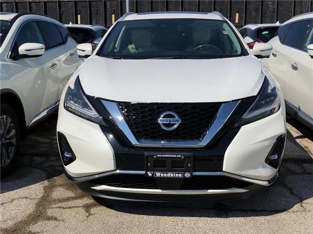 2019 Nissan Murano Platinum (Stk: MU19-016) in Etobicoke - Image 2 of 5