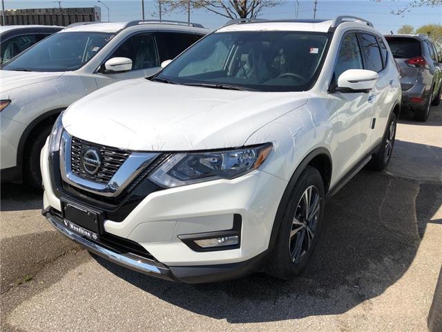 2019 Nissan Rogue SV (Stk: RO19-174) in Etobicoke - Image 1 of 5