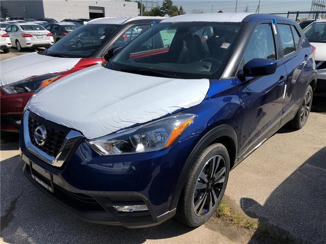 2019 Nissan Kicks SV (Stk: KC19-041) in Etobicoke - Image 1 of 5