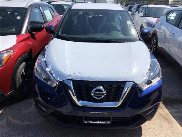 2019 Nissan Kicks SV (Stk: KC19-041) in Etobicoke - Image 2 of 5