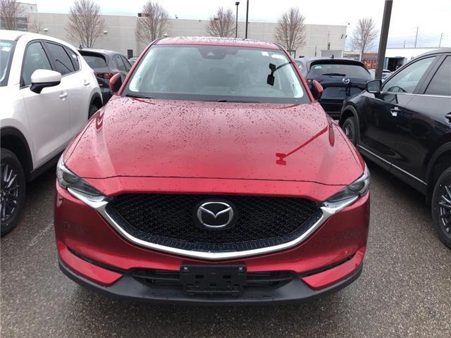 2019 Mazda CX-5 GT w/Turbo (Stk: 16651) in Oakville - Image 2 of 5