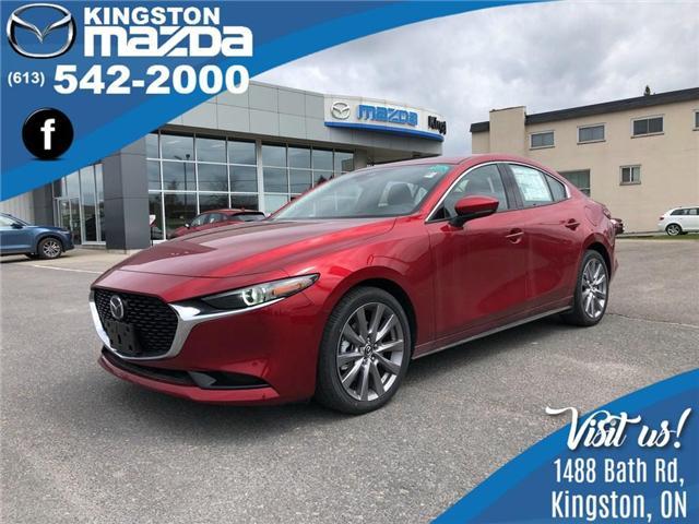 2019 Mazda Mazda3 GT (Stk: 19C015) in Kingston - Image 1 of 17