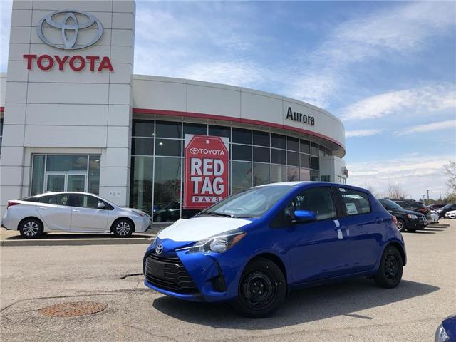 2019 Toyota Yaris LE (Stk: 30871) in Aurora - Image 1 of 15