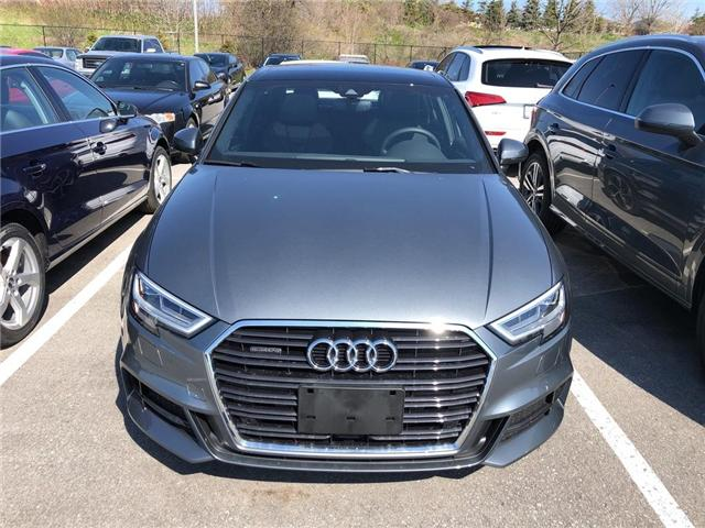 2019 Audi A3 45 Technik (Stk: 50584) in Oakville - Image 2 of 5