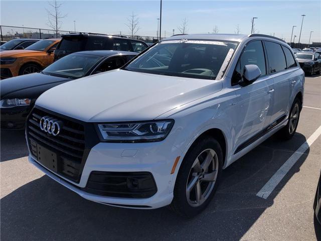 2019 Audi Q7 55 Progressiv (Stk: 50635) in Oakville - Image 1 of 5
