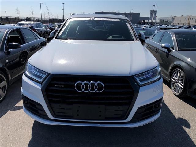 2019 Audi Q7 55 Progressiv (Stk: 50635) in Oakville - Image 2 of 5