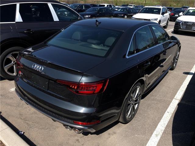 2019 Audi S4 3.0T Technik (Stk: 50645) in Oakville - Image 4 of 5
