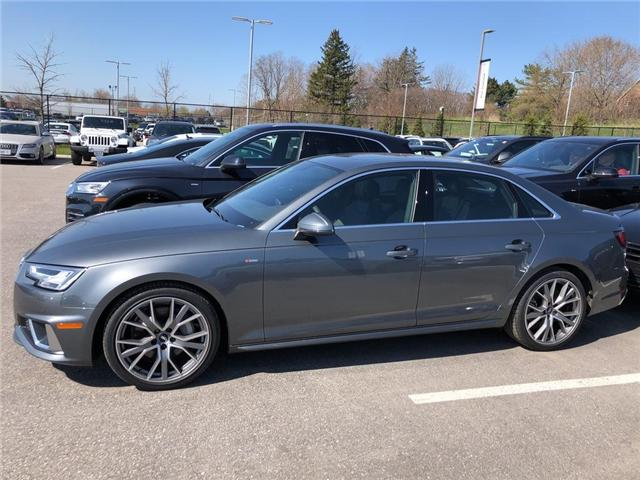 2019 Audi A4 45 Progressiv (Stk: 50664) in Oakville - Image 4 of 5