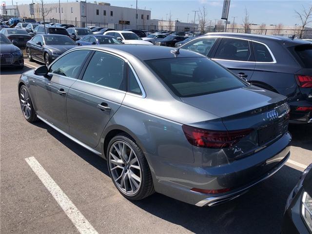 2019 Audi A4 45 Progressiv (Stk: 50664) in Oakville - Image 5 of 5