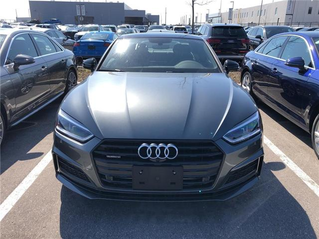 2019 Audi A5 45 Progressiv (Stk: 50669) in Oakville - Image 2 of 5