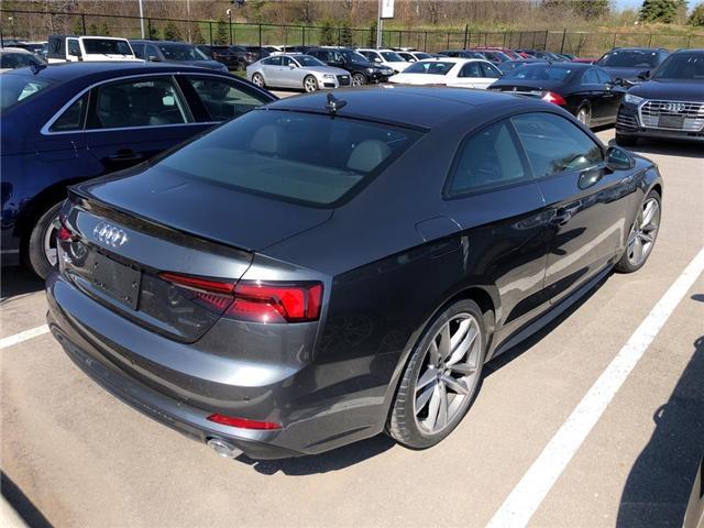 2019 Audi A5 45 Progressiv (Stk: 50669) in Oakville - Image 4 of 5