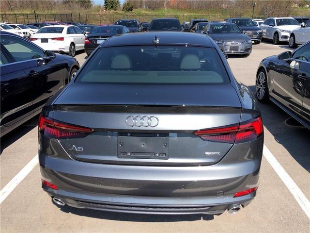 2019 Audi A5 45 Progressiv (Stk: 50669) in Oakville - Image 5 of 5