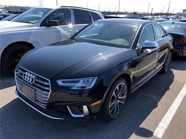 2019 Audi S4 3.0T Technik (Stk: 50694) in Oakville - Image 1 of 5