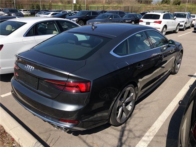 2019 Audi S5 3.0T Technik (Stk: 50696) in Oakville - Image 4 of 5