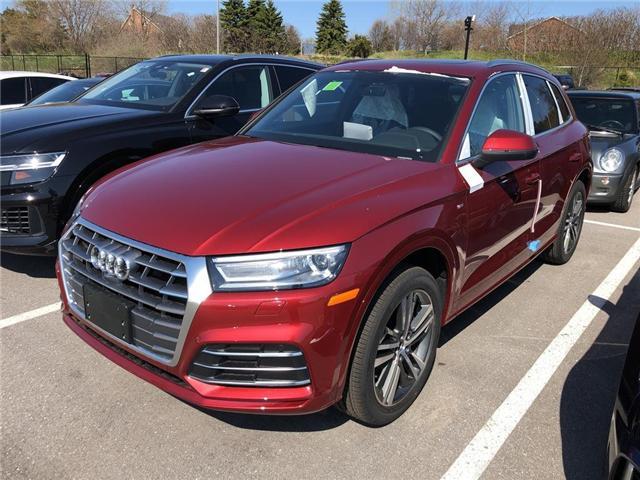 2019 Audi Q5 45 Progressiv (Stk: 50721) in Oakville - Image 1 of 5