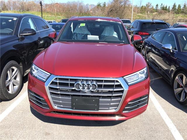 2019 Audi Q5 45 Progressiv (Stk: 50721) in Oakville - Image 2 of 5