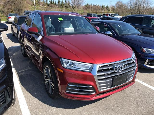 2019 Audi Q5 45 Progressiv (Stk: 50721) in Oakville - Image 3 of 5