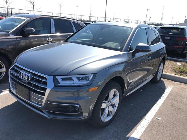 2019 Audi Q5 45 Technik (Stk: 50722) in Oakville - Image 1 of 5