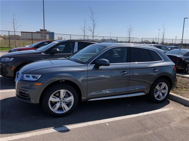 2019 Audi Q5 45 Technik (Stk: 50722) in Oakville - Image 2 of 5