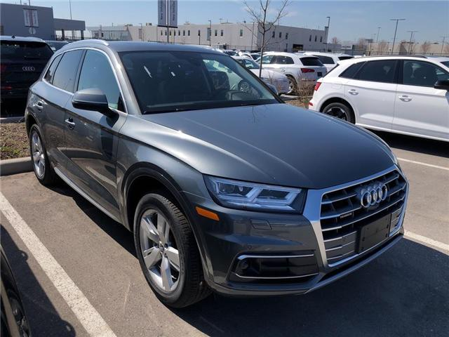 2019 Audi Q5 45 Technik (Stk: 50722) in Oakville - Image 5 of 5