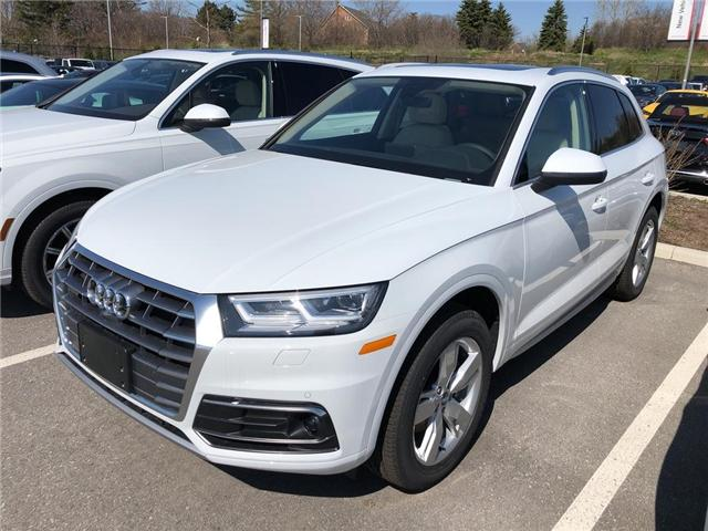 2019 Audi Q5 45 Technik (Stk: 50742) in Oakville - Image 1 of 5