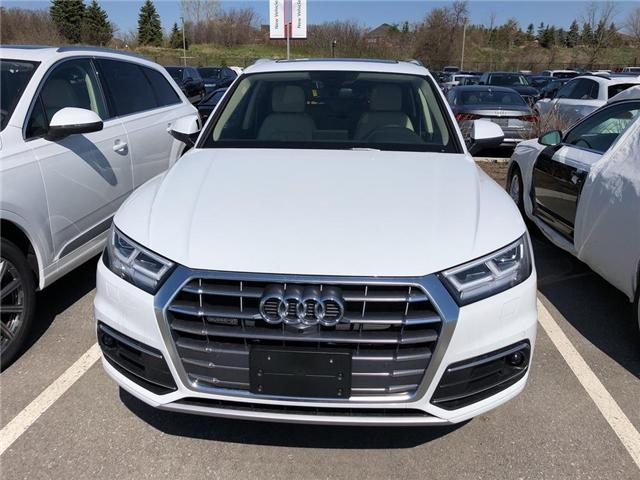 2019 Audi Q5 45 Technik (Stk: 50742) in Oakville - Image 2 of 5