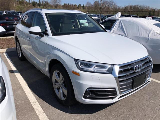 2019 Audi Q5 45 Technik (Stk: 50742) in Oakville - Image 3 of 5