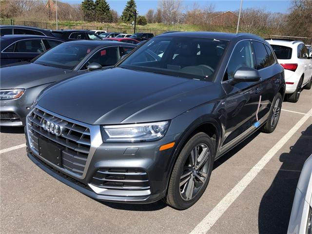 2019 Audi Q5 45 Progressiv (Stk: 50732) in Oakville - Image 1 of 5