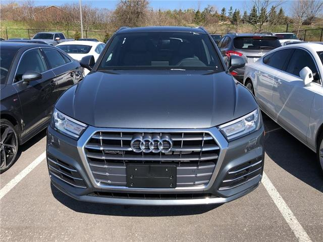 2019 Audi Q5 45 Progressiv (Stk: 50732) in Oakville - Image 2 of 5