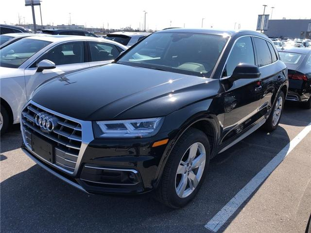 2019 Audi Q5 45 Technik (Stk: 50733) in Oakville - Image 1 of 5
