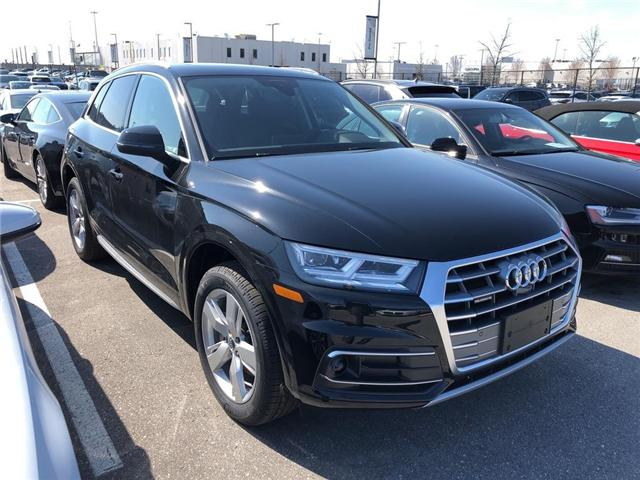 2019 Audi Q5 45 Technik (Stk: 50733) in Oakville - Image 3 of 5