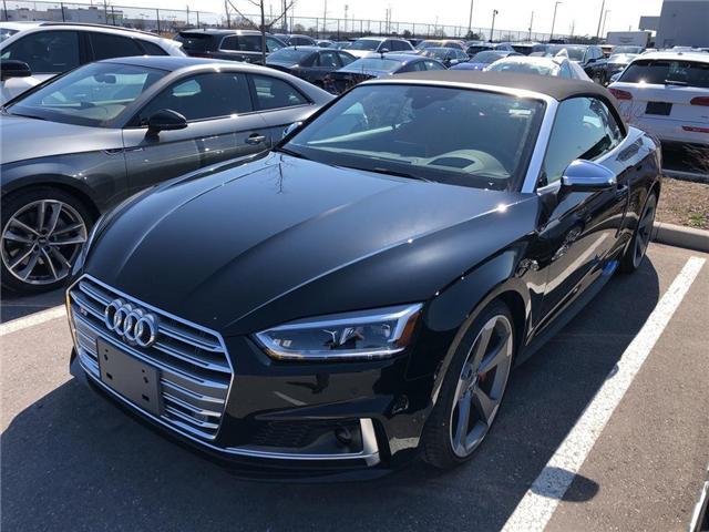 2019 Audi S5 3.0T Technik (Stk: 50754) in Oakville - Image 1 of 5