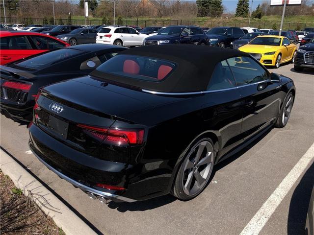 2019 Audi S5 3.0T Technik (Stk: 50754) in Oakville - Image 5 of 5
