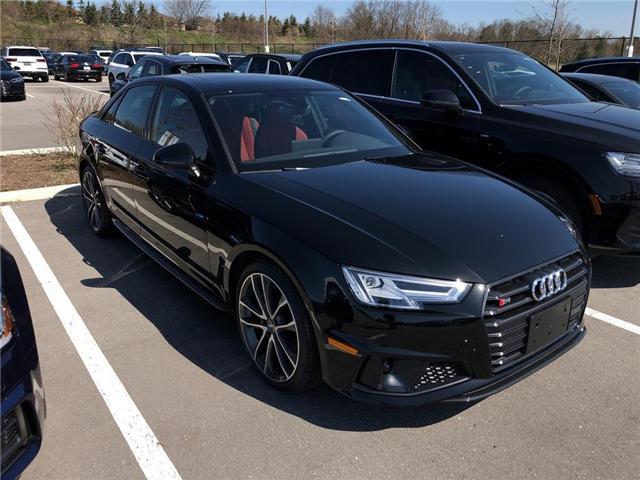2019 Audi S4 3.0T Technik (Stk: 50747) in Oakville - Image 3 of 5