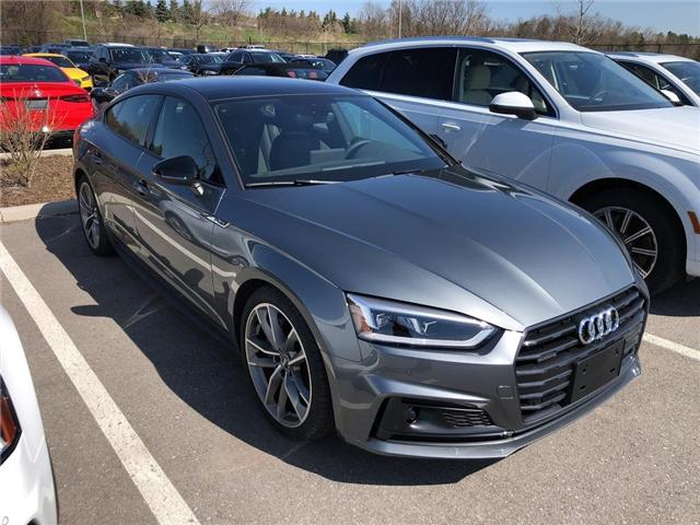 2019 Audi A5 45 Technik (Stk: 50748) in Oakville - Image 3 of 5