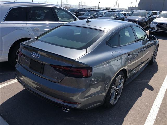 2019 Audi A5 45 Technik (Stk: 50748) in Oakville - Image 4 of 5