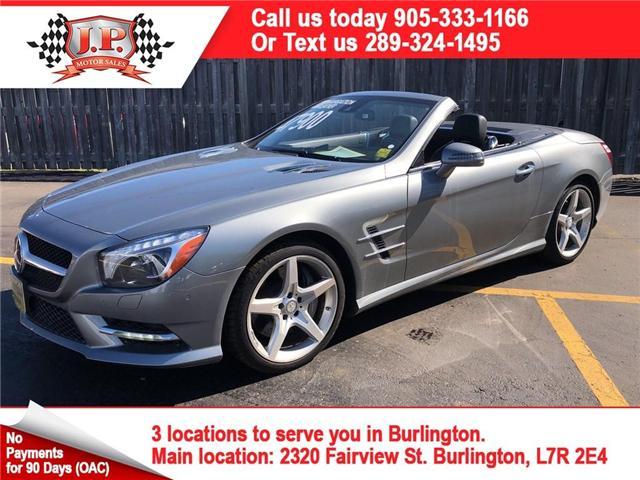 2013 Mercedes-Benz SL-Class Base (Stk: 44801) in Burlington - Image 1 of 26