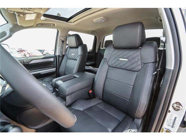 2019 Toyota Tundra Platinum 5.7L V8 (Stk: TUK091) in Lloydminster - Image 4 of 14