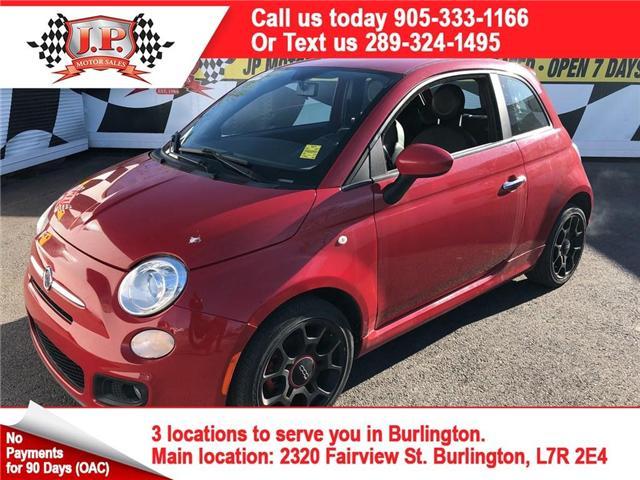 2012 Fiat 500 Sport (Stk: 46652) in Burlington - Image 1 of 21