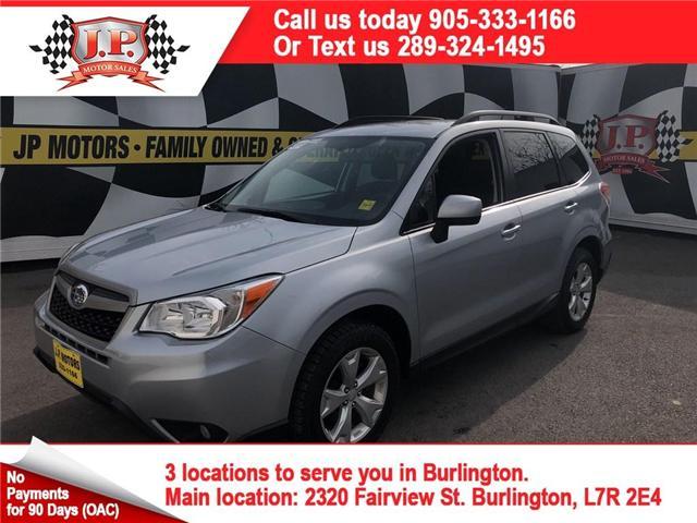 2015 Subaru Forester  (Stk: 46680) in Burlington - Image 1 of 23