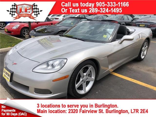 2005 Chevrolet Corvette Base (Stk: 46842) in Burlington - Image 1 of 28